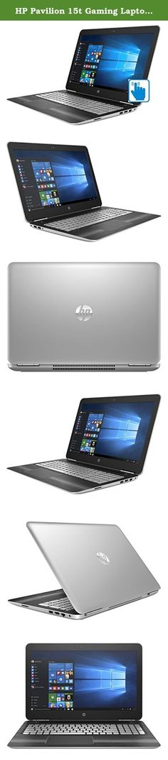 HP Pavilion 15t Gaming Laptop with UHD 4K Touchscreen ( Intel i7 Quad Core, 32GB, NVIDIA GeForce 960M, 512GB SSD, 15.6 Inch UHD (3840 x 2160) Touchscreen, Windows 10) T9Y85AV. MichaelElectronics2 has upgraded the computer to offer the product with configuration as advertised above. The manufacturer box was opened by our highly skilled technicians in order to test and perform upgrade. Defects & blemishes are significantly reduced by our in depth inspection & testing with a upgraded...