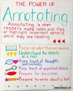 Tips for Close Reading Anchor chart for teaching students to annotate texts during close reading.Anchor chart for teaching students to annotate texts during close reading. 8th Grade Ela, 6th Grade Reading, Middle School Reading, Teaching 6th Grade, Third Grade, Ela Anchor Charts, Reading Anchor Charts, Guided Reading Level Chart, Summary Anchor Chart