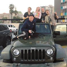 Shane Dawson Memes, Shane Dawson And Ryland, Shawn Dawson, Vlog Squad, Squad Goals, Megan Nicole, Jack Harries, Ricky Dillon, Joey Graceffa