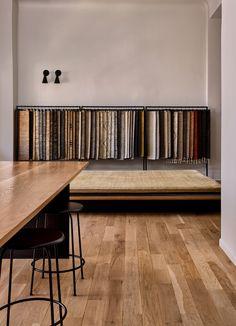 Armadillo New York City Showroom Photography: Claire Esparros Brisbane, Melbourne, Armadillo, Showroom, Claire, New York City, Dining Bench, Table, Photography
