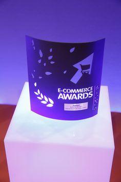 """E-commerce Award dans la catégorie """"Paiement"""" remporté par @naturalsecurity #ECP13 #Awards"""