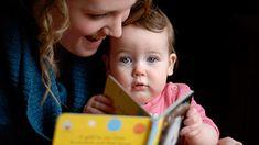 Éveil à la lecture: 0 à 12 mois