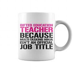 Awesome Tee  gifted education teacher mug T-Shirts