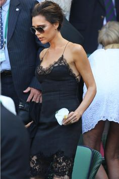 Victoria Beckham Out and About In New York, 2013
