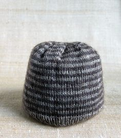 Whits Knits: Heirloom Hats for Newborns - The Purl Bee - Knitting Crochet Sewing Embroidery Crafts Patterns and Ideas!