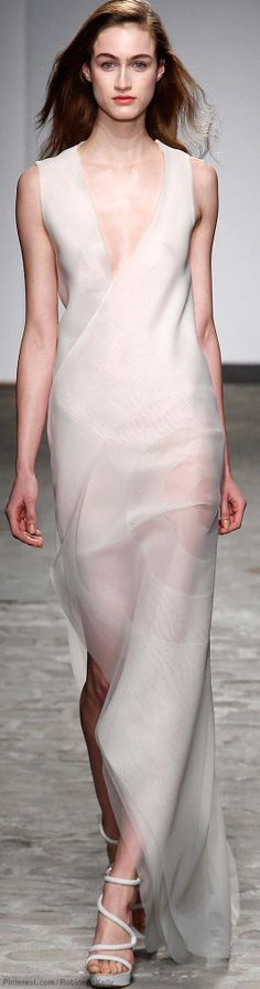 Vionnet Haute Couture   S/S 2014