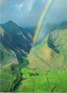 West Maui mountains, Hawaii #travelnewhorizons