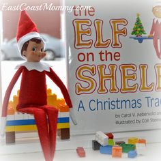 East Coast Mommy: A Month of {Fantastic} Elf on the Shelf Ideas and Printables