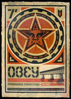 Print and Destroy: Shepard Fairey, in arte OBEY, in mostra a Milano fino al 15 giugno