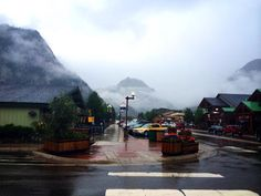 In Summit County, a rainy day can be just as beautiful as a sunny one.