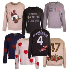 Which is your favorite sweater? ✌️ link in profile to shop these beauties  #noteboombrugge #brugge #sweater #outfit #style #blogger #fashionblogger