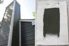 Best Exterior Outdoor Green House Paints, Benjamin Moore Mohegan Sage, Gardenista