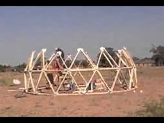 Original Manufacturer of structural connecting systems for Geodesic Dome building DIY construction. Products Available to Order Online.