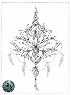 Lotusblume Tattoo, Sternum Tattoo, Lotus Tattoo, Back Tattoo, Tattoo Drawings, Spine Tattoos, Up Tattoos, Flower Tattoos, Body Art Tattoos