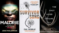 Here are the horror books we're most anticipating in June 2020. Do you have any to add to the list? Stephen Graham, The Faceless, Stephen King Books, Den Of Geek, Night Vale, Story Setting, Horror Books, Ghost Stories, Bestselling Author