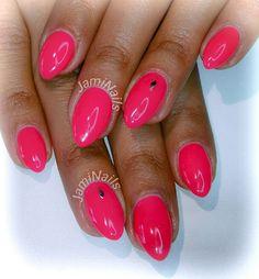 Clean cuticles! Love Shocking Pink!!  __________________________________________________________  http://ift.tt/209SnTQ Like us on fb!   link in bio  __________________________________________________________  #nailstagram #notd #nailsdone #belgium #antwerp #nailsofig #nailsdid #nails #gelnagels #nagelstyliste #nailcode #nailtech #scra2ch #nailart #blacknails #shockingpink #neonnails #nails2inspire #naillove #summernails #nailsofinstagram #nailporn #nailpro #nailswag #nailsoftheday…