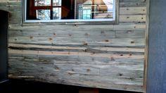 Sustainable Lumber Co. Beetle kill pine paneling
