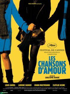 Les Chansons D'amour. (Francia)