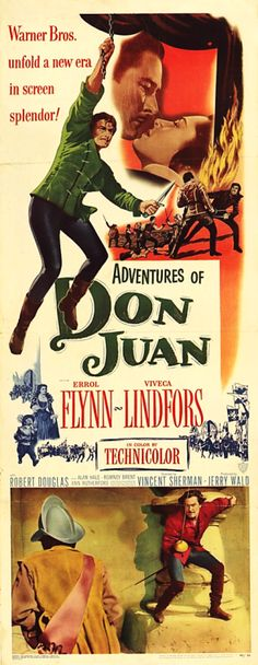 As aventuras de don Juan (1948)