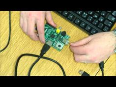 Connecting up your Raspberry Pi