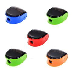 Kingsa Supplier 5 PCS Random Color Plastic Manual Pencil Sharpener -- Awesome products selected by Anna Churchill