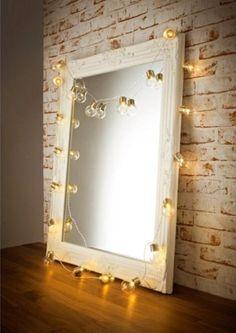 fc2e6a83dc0 £5.99 for a string of 20 LED bulb lights! Clear Light Bulbs