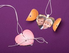 Heart locket. Valentine's day.  Maybe for the teacher instead with a note of thanks inside?