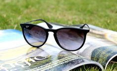 Ray Ban Erika Sunglasses by alittleboatsailing