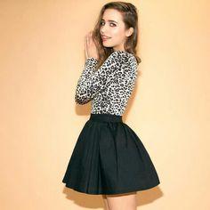That skirt! I love it! (tobi)