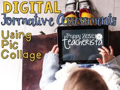 Need an on the fly activity to keep kids accountable for their learning? Check out this simple idea to integrate technology!