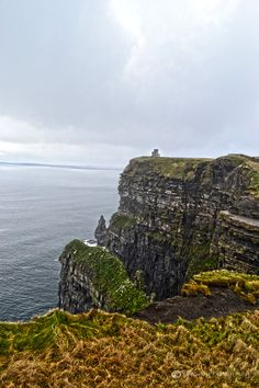 Cliffs of Moher - Ireland. Wish we could have gone here on our trip to the Emerald Isle
