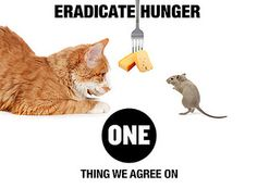 14 interesting posters that show that ending poverty and hunger is one thing everybody can agree on.  Screen Shot 2013-02-07 at 2.33.41 PM by ONE.org, via Flickr #hunger #poverty