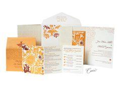 Del Sol - Luxury Wedding Invitations - Ceci Ready-to-Order Collection - Ceci Wedding - Ceci New York