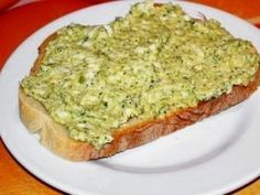 Brokkolikrém | NOSALTY Diabetic Recipes, Diet Recipes, Vegetarian Recipes, Cooking Recipes, Healthy Recipes, Cold Dishes, Sandwich Spread, Pasta, Avocado Toast