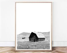 This Old Barn Print Paddock Printable South Western Decor is just one of the custom, handmade pieces you'll find in our digital prints shops. Farmhouse Artwork, Farmhouse Wall Decor, Modern Farmhouse, Quentin Tarantino, Nightwing, Eminem, Amish Barns, Chill, Steampunk