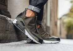 Nike Air Max 90 Utility Olive 858956-300 | SneakerNews.com