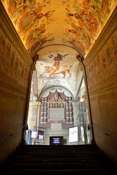 Archiginnasio Bologna.