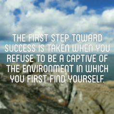 Inspirational quote   positivity   self improvement