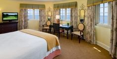 Historic Building, Ocean View Rooms & Suites | The King and Prince