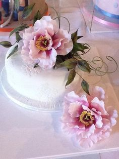 Alan Dunn Sugar Flowers