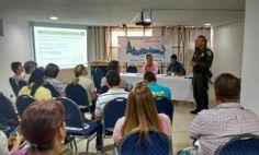 Policía de Turismo conforma frentes de seguridad con prestadores de servicios turísticos