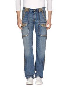 ERMANNO SCERVINO Denim Pants. #ermannoscervino #cloth #top #pant #coat #jacket #short #beachwear