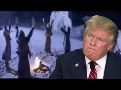 "Witches Conducting Satanic Ritual to Stop Trump Using ""Magic Spell"" - YouTube"