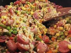 Meat Recipes, Healthy Recipes, Fried Rice, Tofu, Pasta Salad, Food And Drink, Vegetables, Ethnic Recipes, Diet