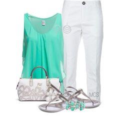 White Capris
