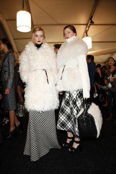 Michael Kors A/W 2012/2013 #Fur #Tendencias #Moda #Trends #Invierno #Piel