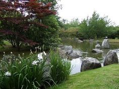 The Japanese Garden in Hasselt, #Belgium #garden #beautifulplaces