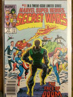 Secret Wars #11 1985
