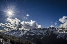 Paganella... by Controluce Fotografi on 500px