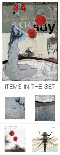 """""""Sans titre #3177"""" by lisa-cuddy ❤ liked on Polyvore featuring art"""